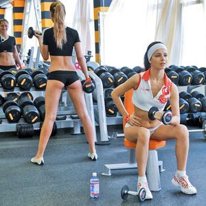Фитнес-клубы Усинска