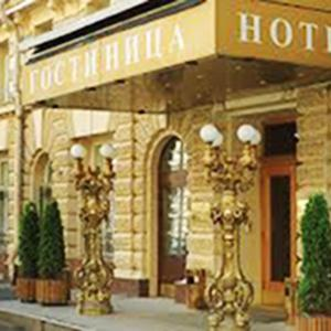 Гостиницы Усинска