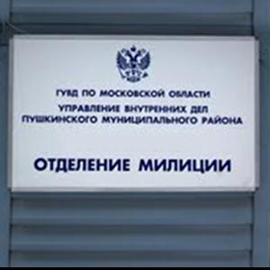 Отделения полиции Усинска