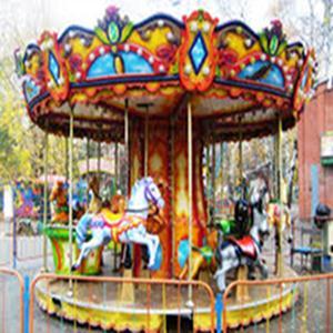 Парки культуры и отдыха Усинска
