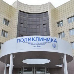 Поликлиники Усинска