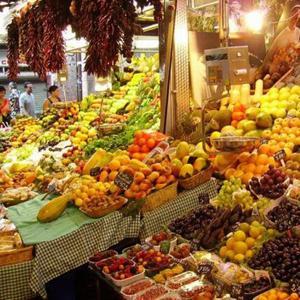 Рынки Усинска