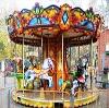 Парки культуры и отдыха в Усинске