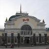 Железнодорожные вокзалы в Усинске