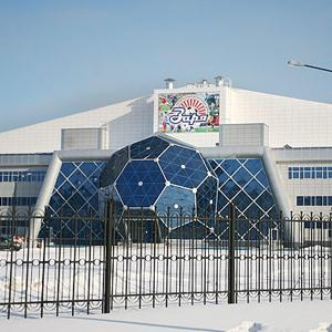Спортивные комплексы Усинска