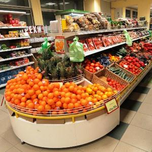 Супермаркеты Усинска