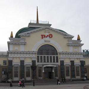 Железнодорожные вокзалы Усинска