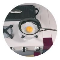 Столовая-кулинария Гинзбург - иконка «кухня» в Усинске